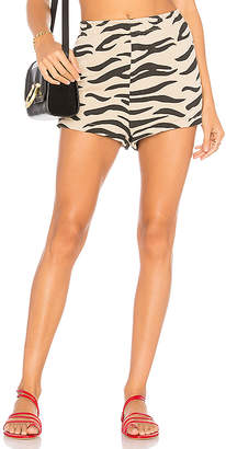 Wildfox Couture Easy Tiger Golden Short