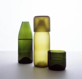 Artecnica tranSglass Lidded Carafe