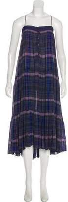 Apiece Apart Sleeveless Maxi Dress