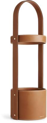 Ralph Lauren Brennan Leather Umbrella Stand