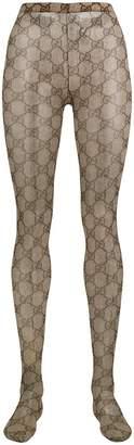 Gucci GG Supreme tights