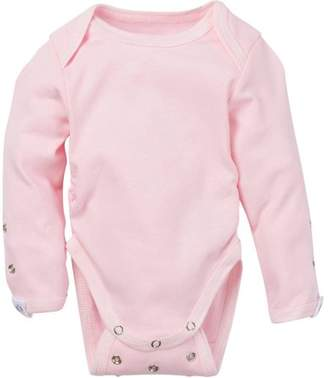 Miraclewear Newborn Baby Girl Snap'N Grow Adjustable Long Sleeve Body Suit