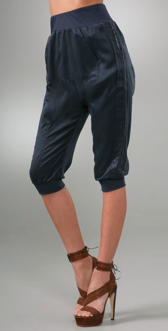 Larok Luxe Road Stripe Pants