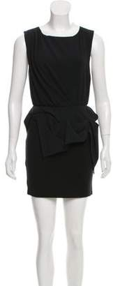 Alice + Olivia Tantum T Back Dress w/ Tags Black Tantum T Back Dress w/ Tags