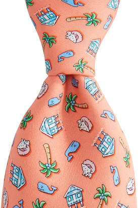 Vineyard Vines Bungalow Toss Tie