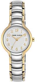 Anne KleinAnne Klein Women's Two-tone Bracelet Watch
