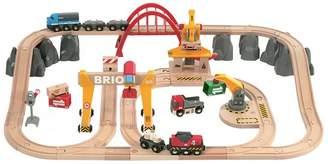 Brio Cargo Railway Set