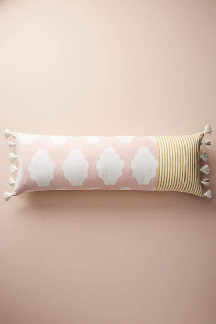Tasseled Mackenzie Pillow