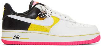Nike Multicolor Air Force 1 07 SE Moto Sneakers