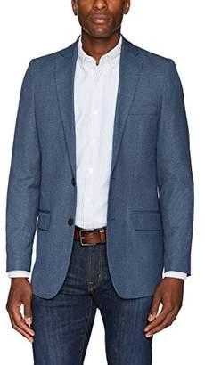 Haggar Men's Birdseye Fancy Slim Fit 2-Button Side Vent Sport Coat