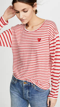 Chinti and Parker Isabel 3/4 Sleeve T-Shirt