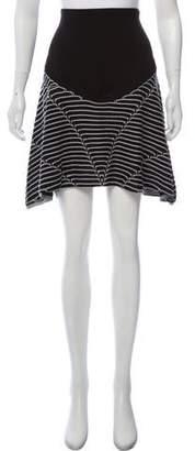 Ohne Titel Knit Mini Skirt