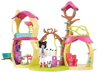 Kohl's Enchantimals Prue Panda & Nari Playhouse Panda Set