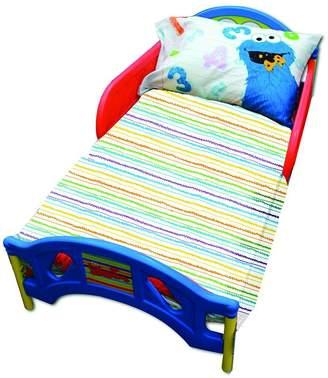 Sesame Street 45073 2 Pack Toddler Sheet Set