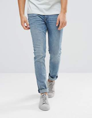 Cheap Monday Sonic Slim Jeans Crew Blue
