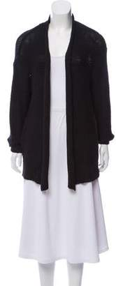 Halston Medium Knit Cardigan Sweater