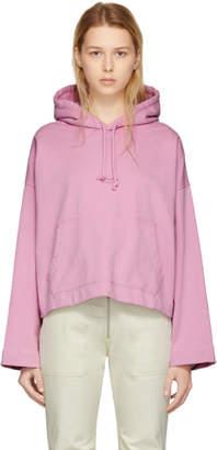 Acne Studios Pink Joghy Hoodie
