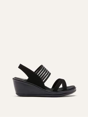Skechers Rumblers, Solar Burst - Wide Width Slingback Sandals
