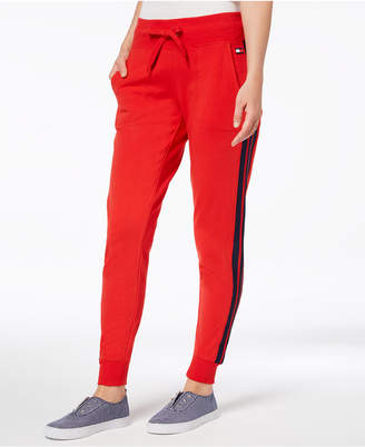 Tommy Hilfiger Striped Jogger Pants, Created for Macy's