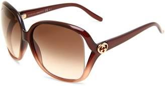 Gucci Women's 3500/S Rectangle Sunglasses