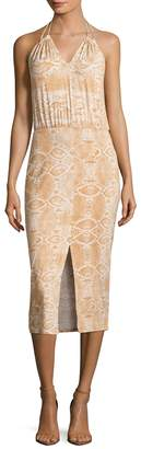 Rachel Pally Women's Renate Printed Sheath Dress