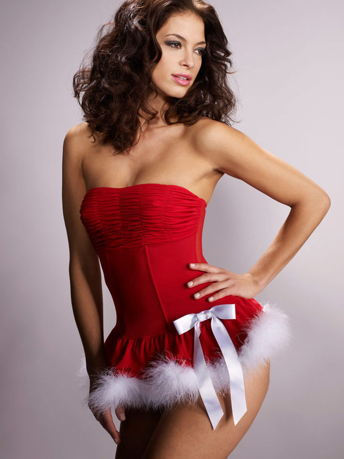 Santa Betty Babydoll