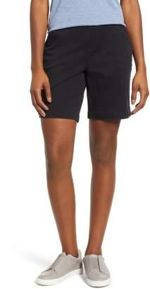 Jag Jeans Gracie Stretch Cotton Shorts