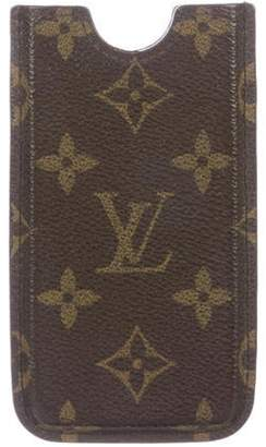 Louis Vuitton Monogram iPhone 5 Hardcase brown Monogram iPhone 5 Hardcase