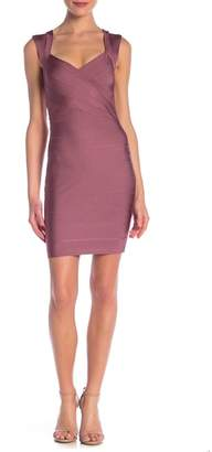 Wow Couture Sleeveless Bandage Dress