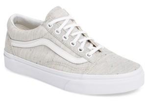 Women's Vans Old Skool Sneaker $64.95 thestylecure.com