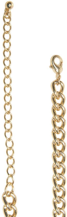 Ballin Ballin' Bling Chain-Link Necklace