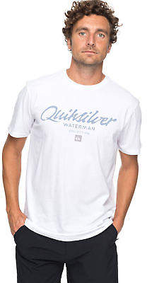 Quiksilver NEW QUIKSILVERTM Mens Waterman Simple T Shirt Tee Tops
