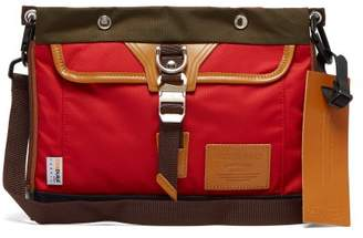 MASTERPIECE Master Piece Potential Version 2 Cross Body Bag - Mens - Red