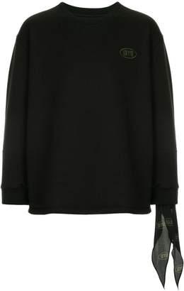 Wooyoungmi logo sweatshirt