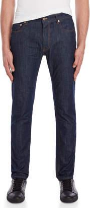 Love Moschino Love Dark Wash Slim Fit Jeans