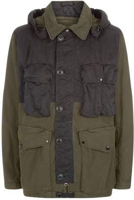 C.P. Company Goggle Military Jacket