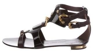 Giuseppe Zanotti Embellished Gladiator Sandals