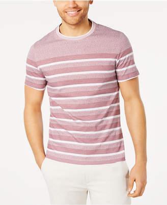 Alfani Men Striped T-Shirt