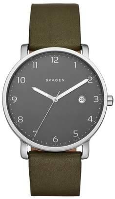 Skagen Men's Hagen Quartz Watch, 40mm