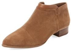 Jody Leather Ankle Bootie