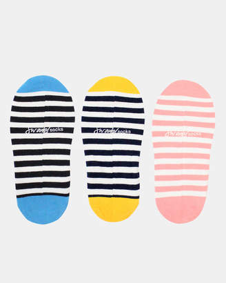 Invisible Socks 3 Pack