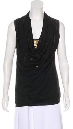 Givenchy Sleeveless Knit Top