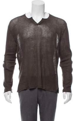 John Varvatos Knit Long Sleeve Tunic