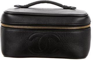 ChanelChanel Caviar Cosmetic Case