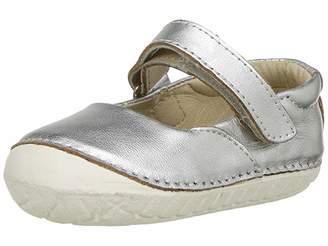 8a8309a16e43d Old Soles Silver Girls' Shoes - ShopStyle