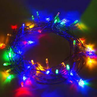 Asstd National Brand ALEKO Solar Powered 50 LED Holiday Christmas Party String Lights Lot of 2