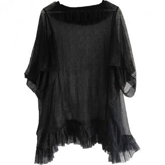 Bernhard Willhelm Black Cotton Dress for Women