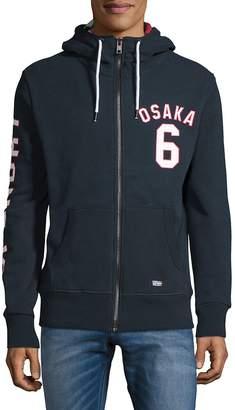Superdry Men's Osaka Full-Zip Hoodie