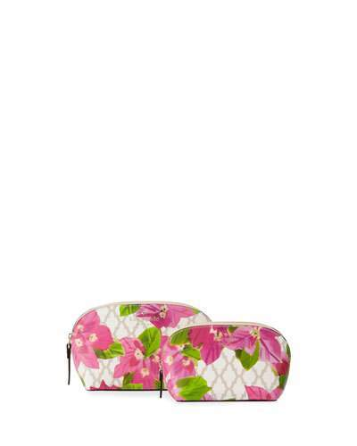 Kate SpadeKate Spade New York Bayard Place Abalene Cosmetic Bag Set, Multi