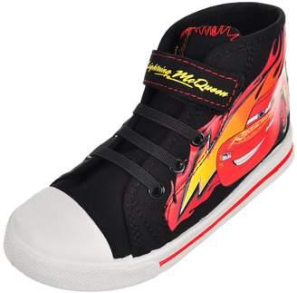"Disney Boys' ""Lightning Finish"" Hi-Top Sneakers"